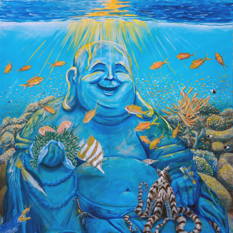 Laughing Buddha Reef